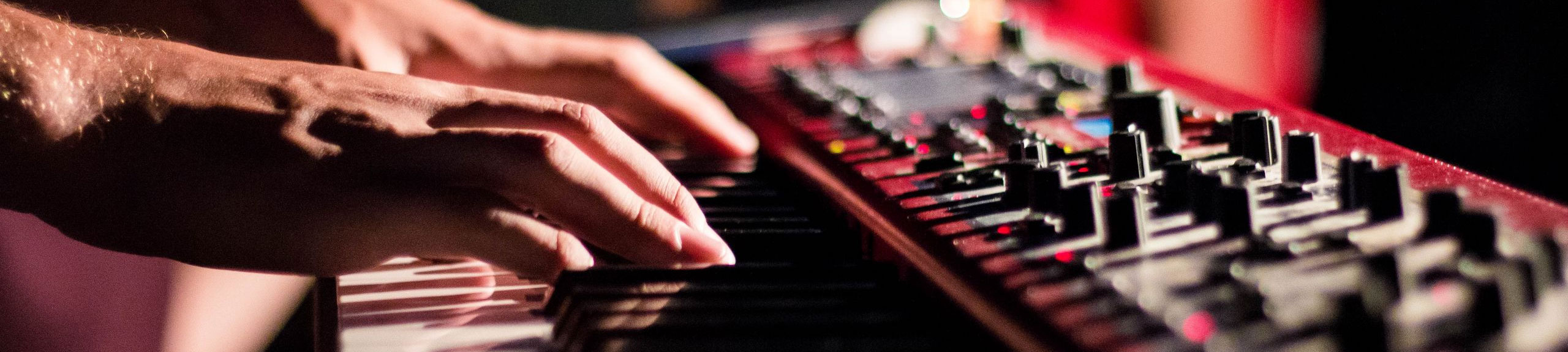 Rent Keyboard, Synths, Digital Piano Rentals