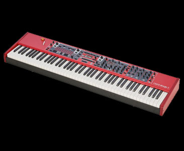 Rent Nord 3 88 Key Digital Piano Keyboard