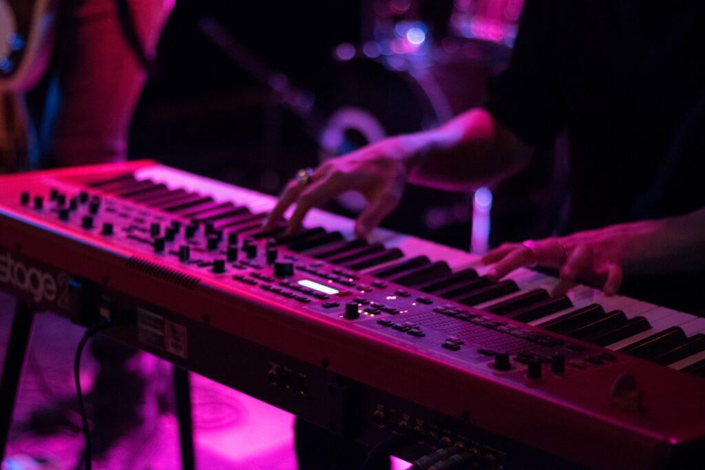 Keyboard Rentals NYC